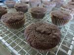 Cafe mocha mini muffins