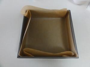 Parchment paper origami