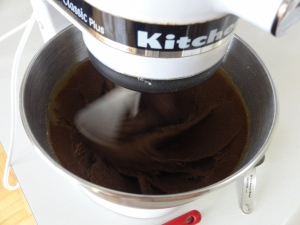Dry and wet being mixed together